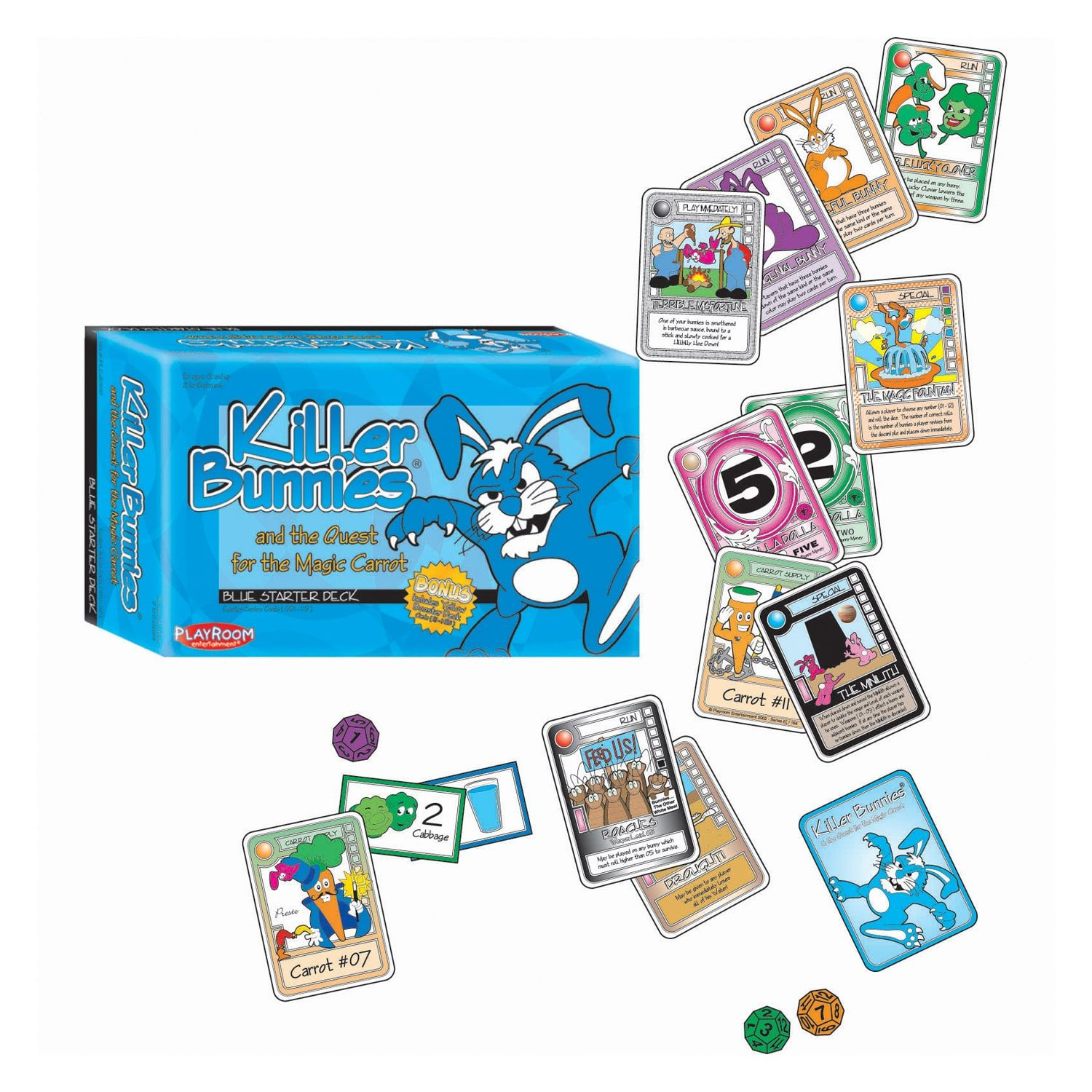 Playroom Entertainment Killer Bunnies And The Quest For The