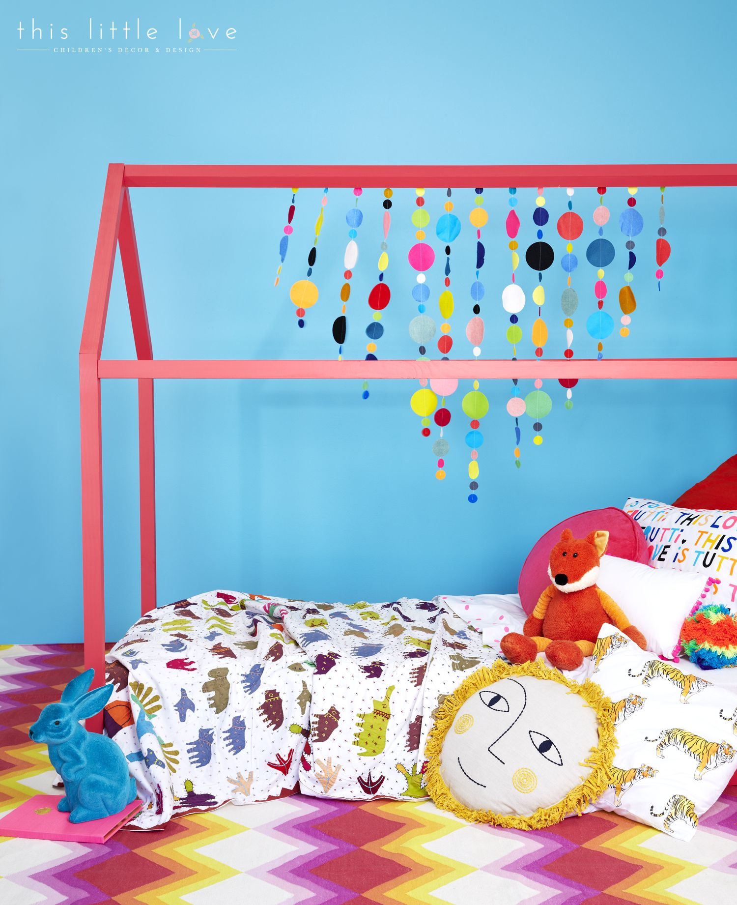House Bed, Cubby House, House, Bed, Kids Bed, Playroom, Kids