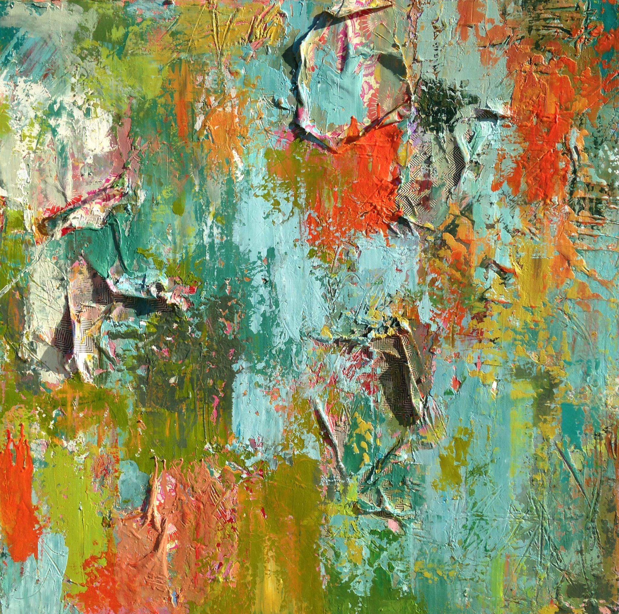 Windy O'connor | Abstract Art | Painting, Art, Playroom Art