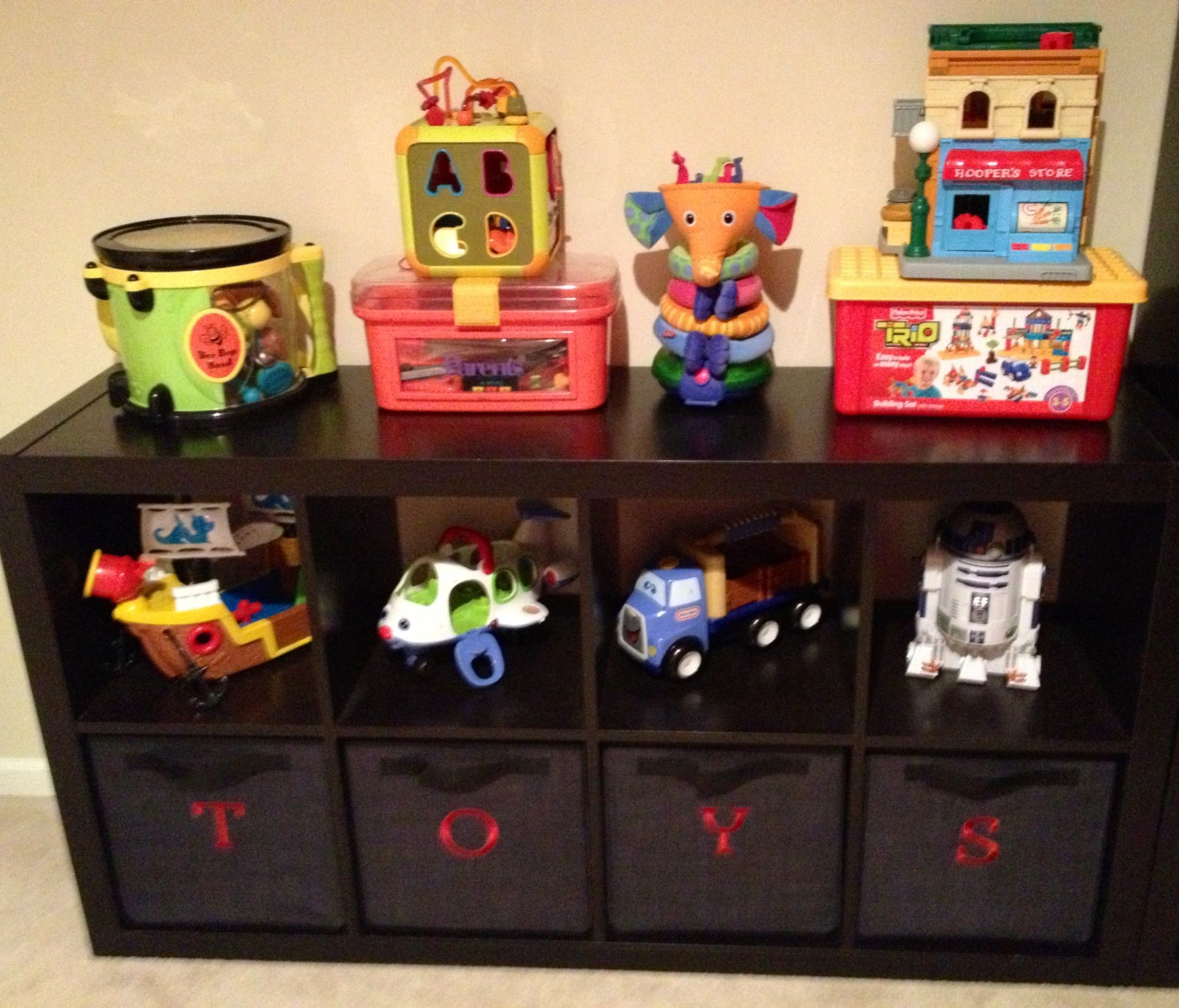 Ways To Organize Toys In Playrooms | Thirty One Gifts