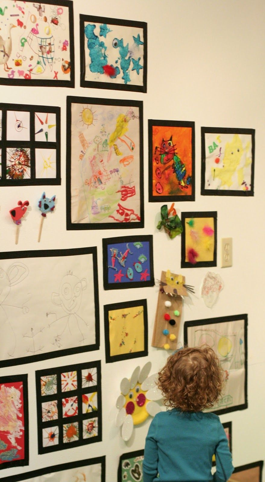 Playroom Design: Our Art Room   My Home Daycare Inspiration