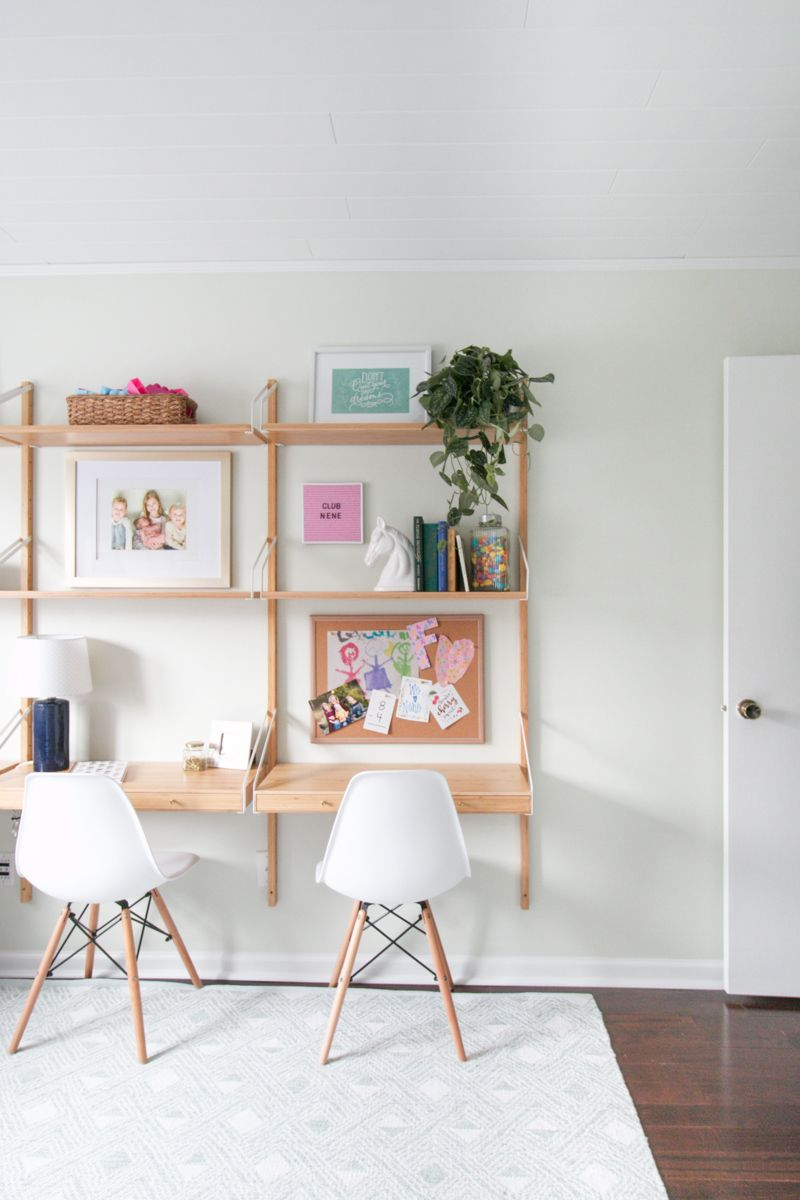 Kids' Room Makeover: The Perfect Bedroom & Playroom | House
