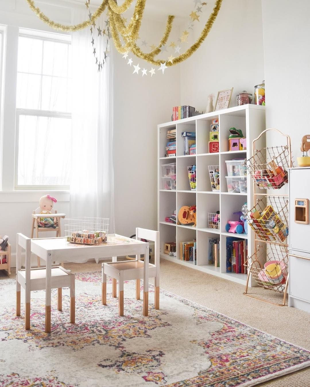 We're In Love With This Playroom Makeover Designed By