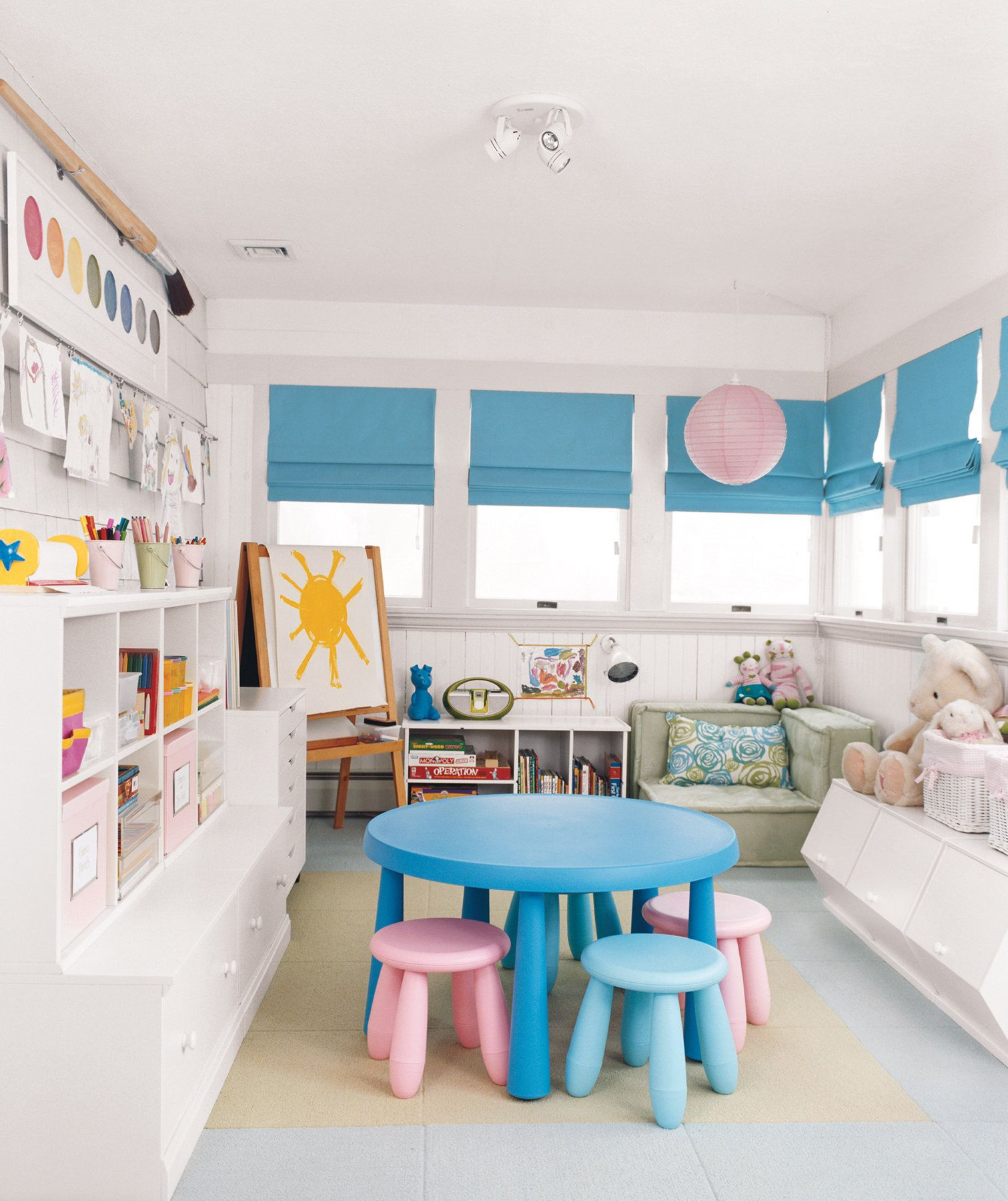 16 Before-and-after Room Makeovers | Miscellaneous | Playroom
