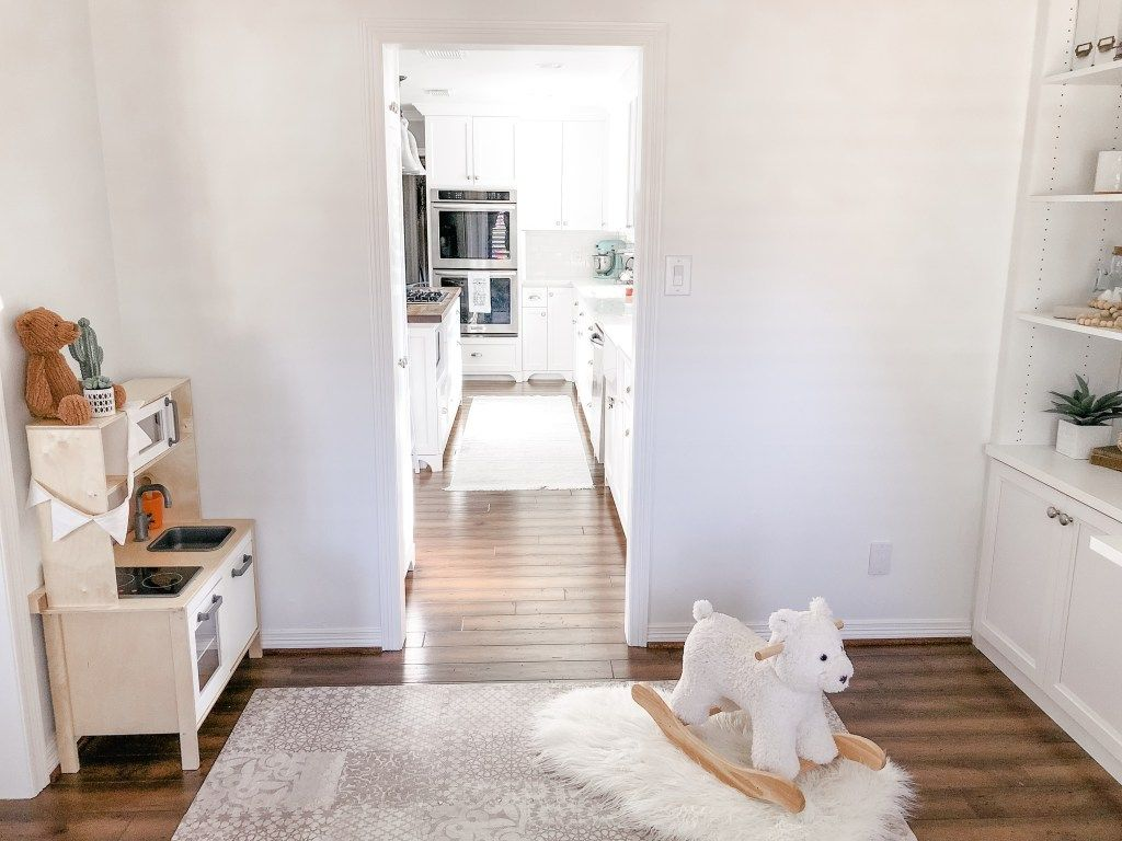 A Playroom Fit For Mom And Baby In 5 Simple Steps - The Heart Of A