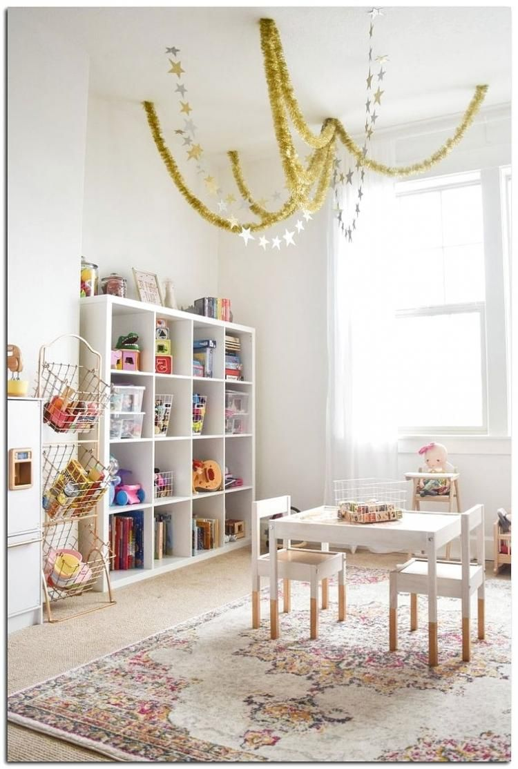 20+ Simple But Fun Playroom Interiors Ideas | Decorations In 2019