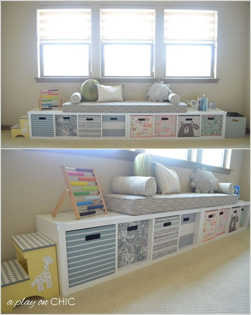 Clever And Cool Playroom Storage Ideas | Ideas For The House
