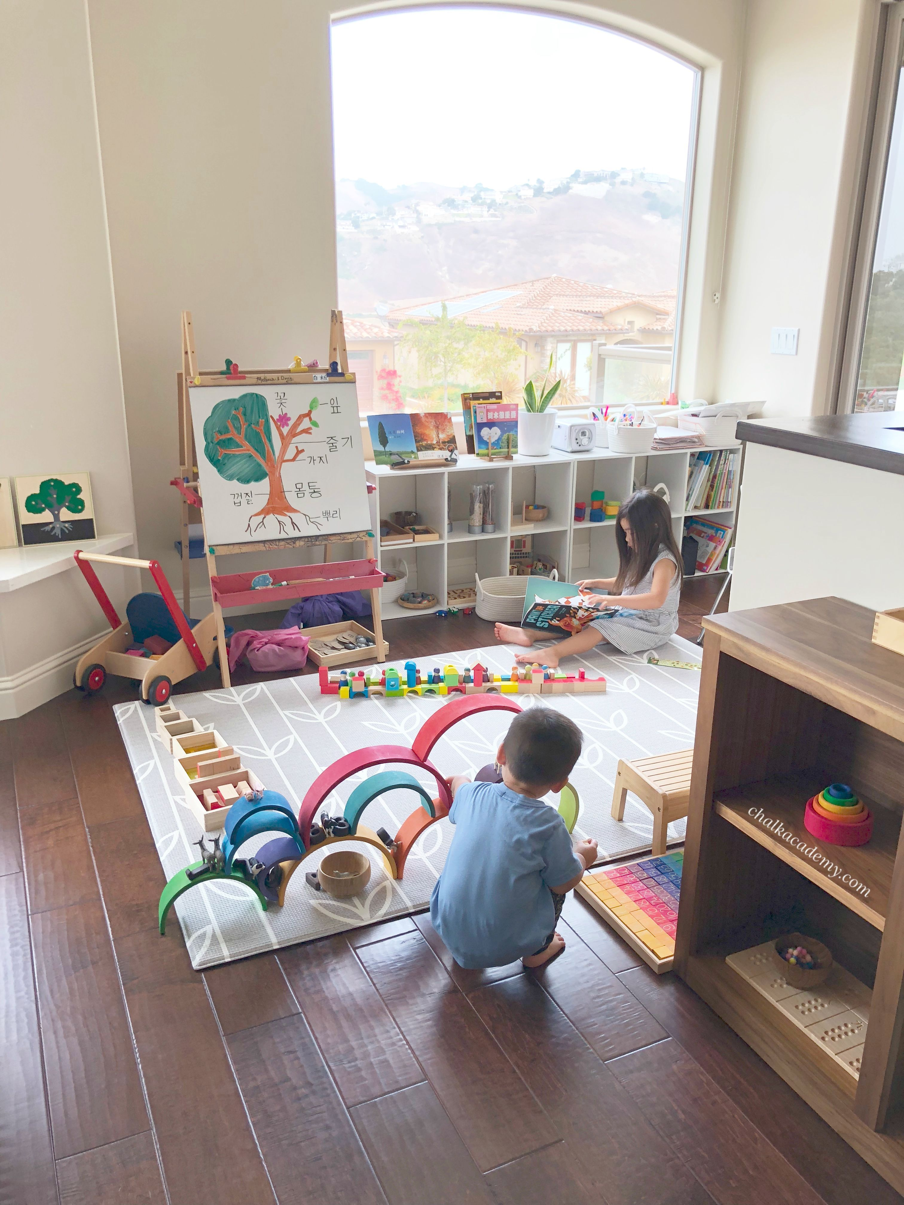 30 Best Playroom Ideas For Small And Large Spaces | For The Home