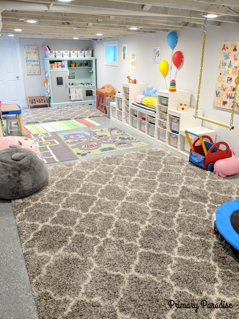 Dream Playroom: A Bright Space For Imaginative Play | Kids