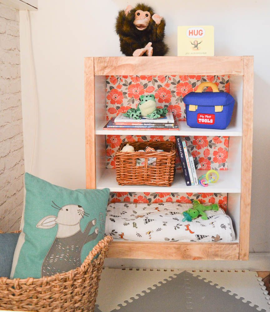 How To Use Tired Kitchen Cabinets In The Playroom In 2019