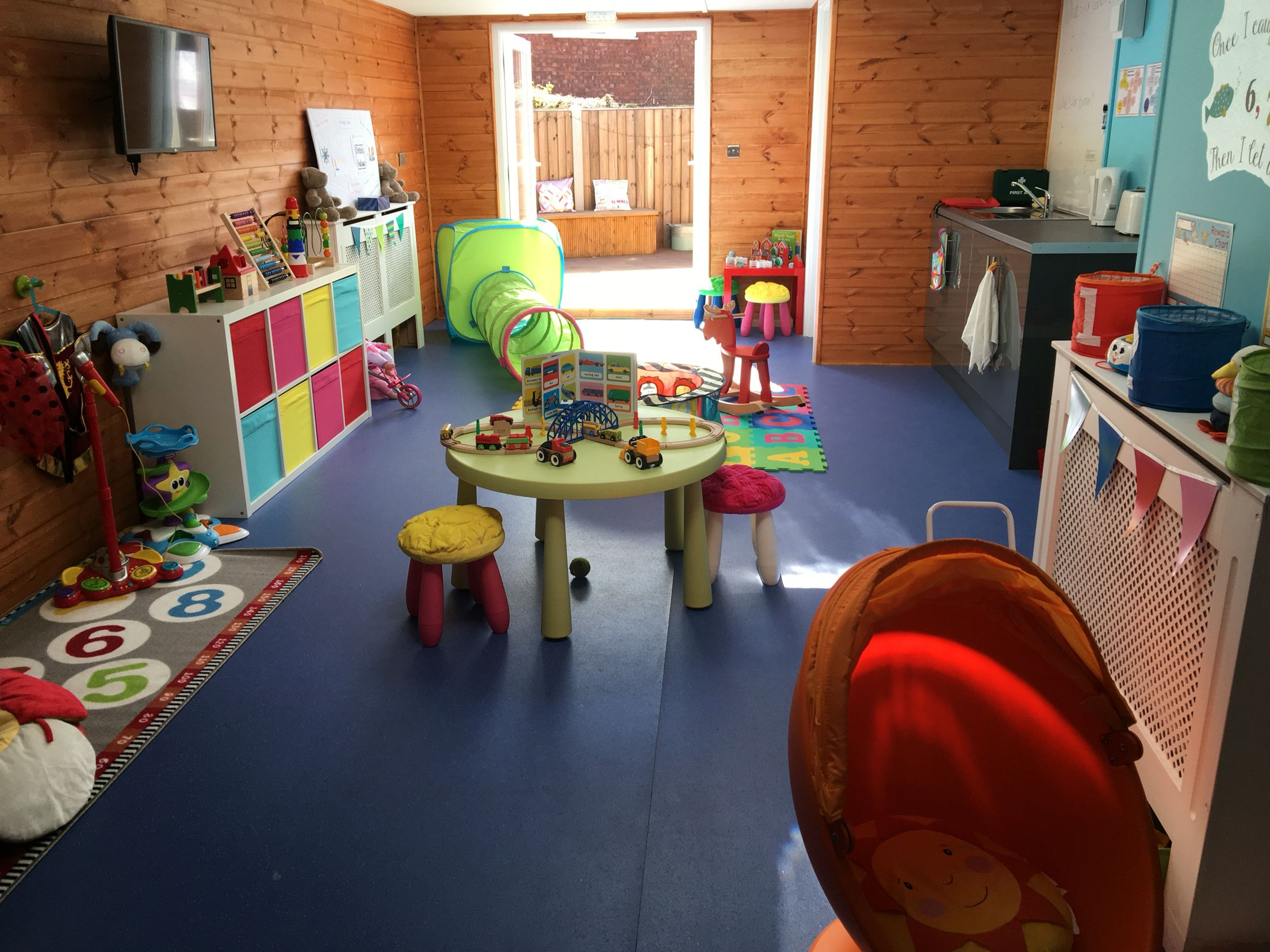 My Childminding Play Room | Childminders Playroom, Playroom