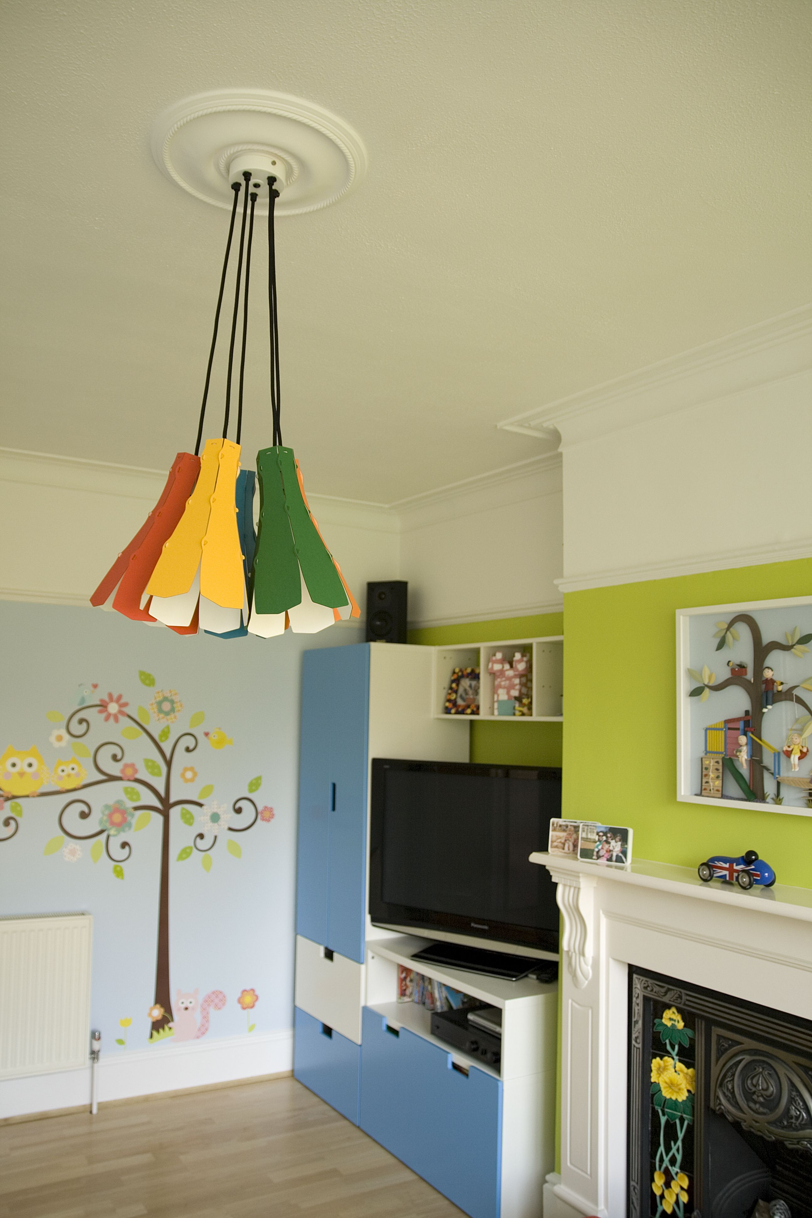 Lily Lights - Group Of 5 In A Playroom | Playroom, Decor
