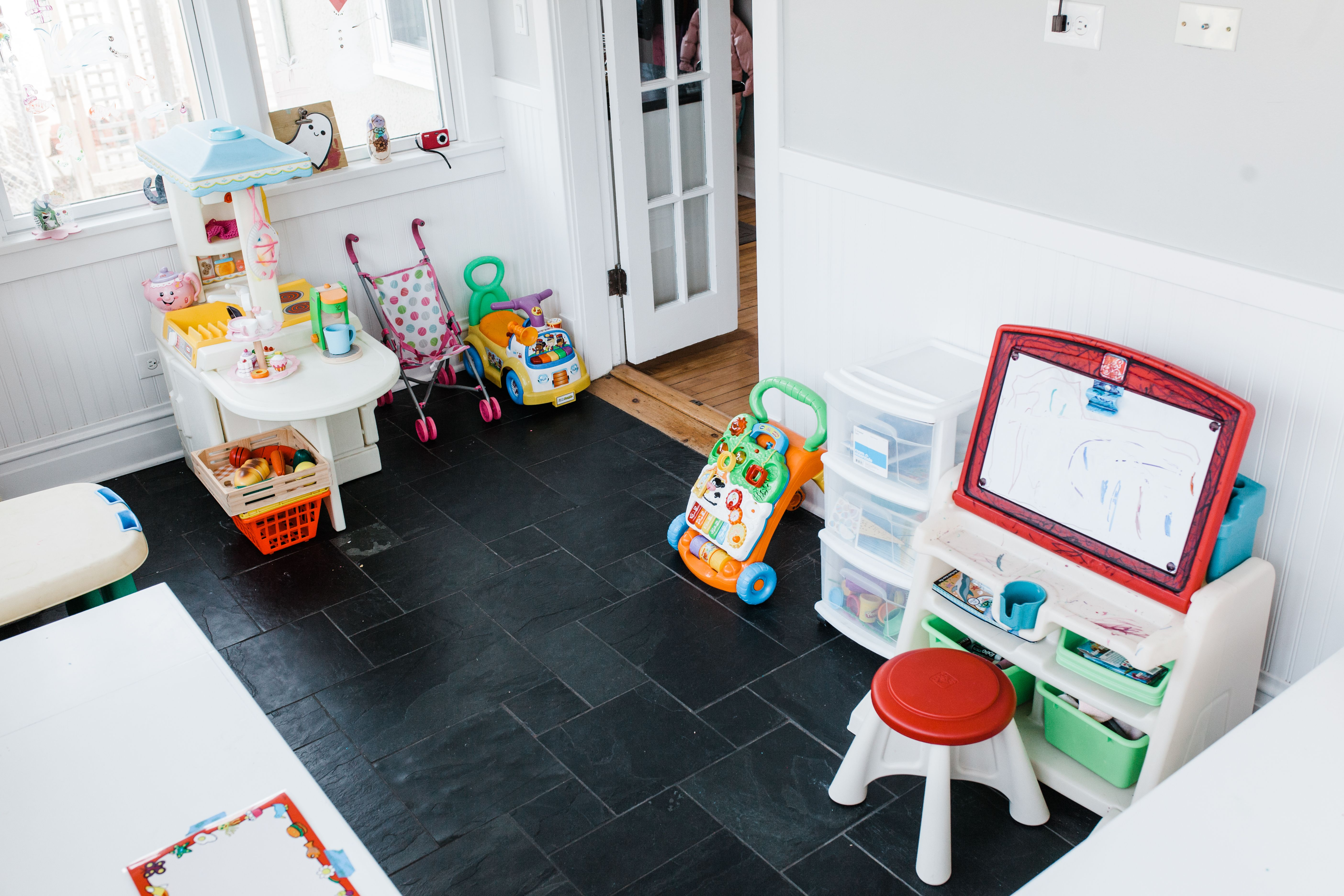 The One Secret Everyone Should Steal From These Playroom