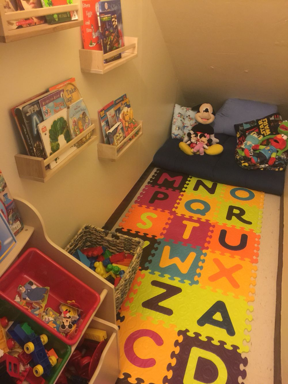 Under Stairs Playroom | Under Stairs Playroom, Under Stairs