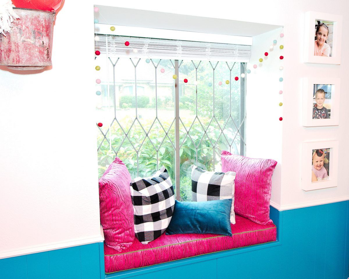 Dallas Designer Playroom Don't Be Afraid To Go Bold With A Bright