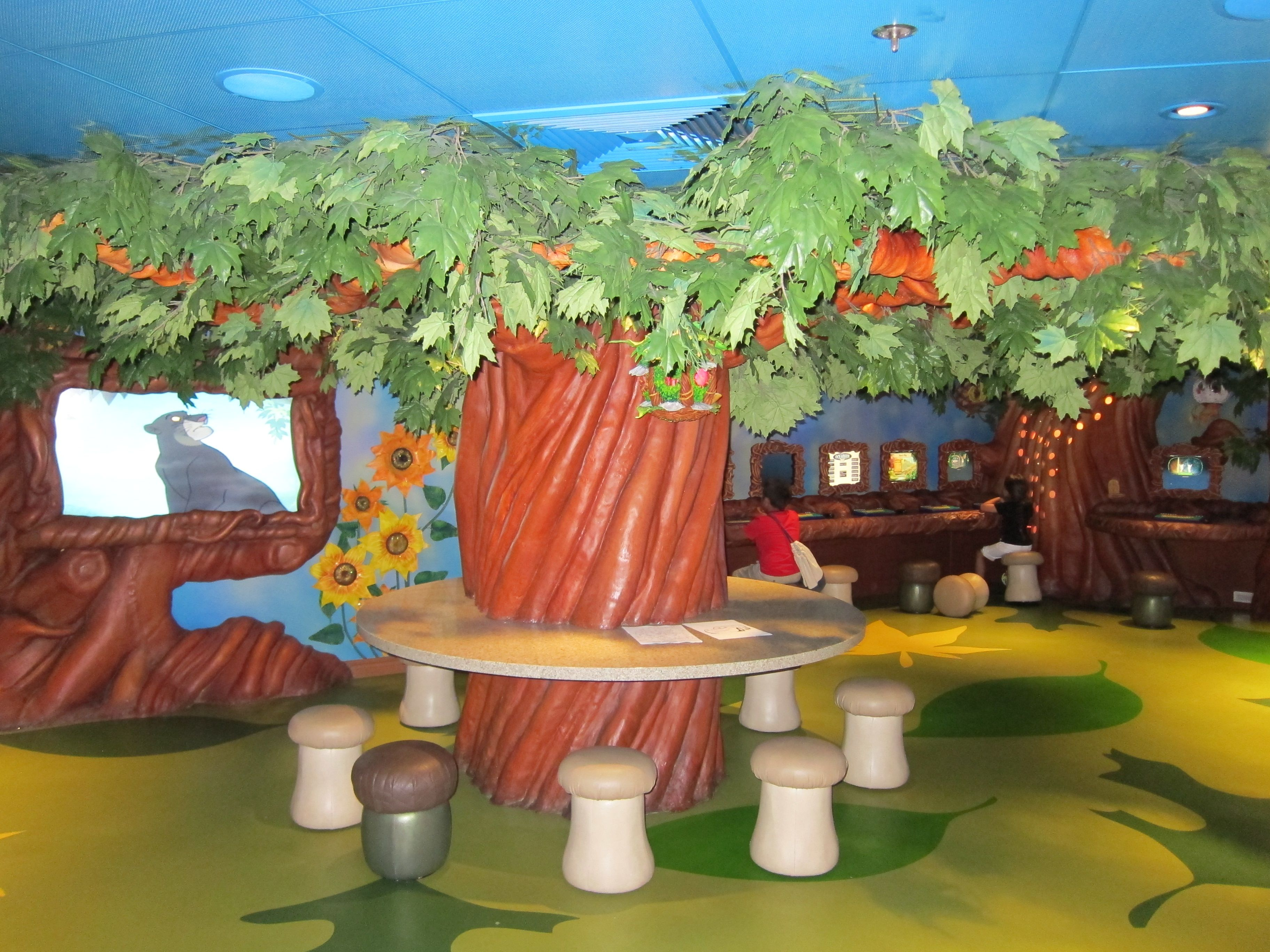 Children's Playroom At The Disney Dream Ask Me About The