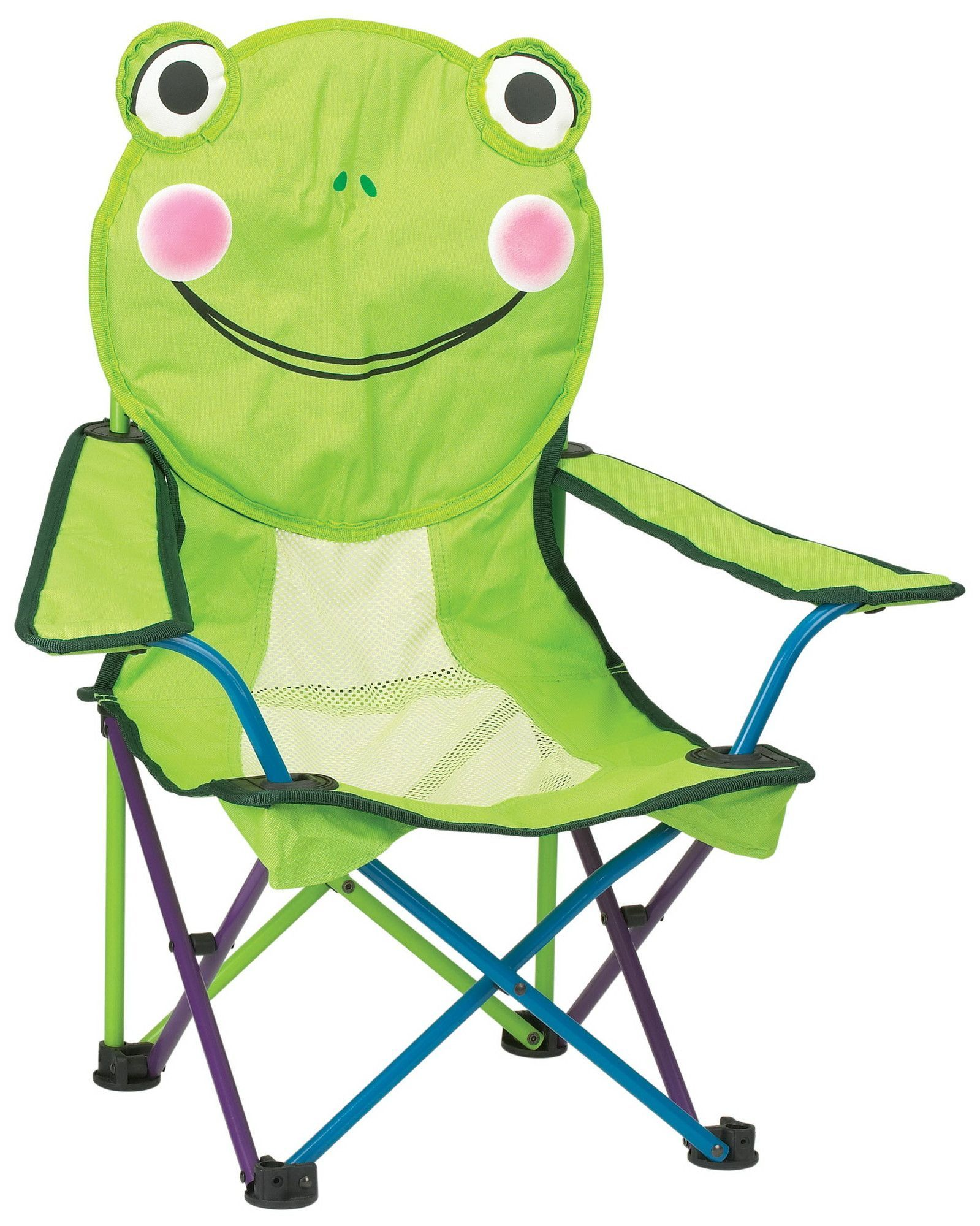 Freddy The Frog Kid's Beach Chair | Frogs | Kids Playroom