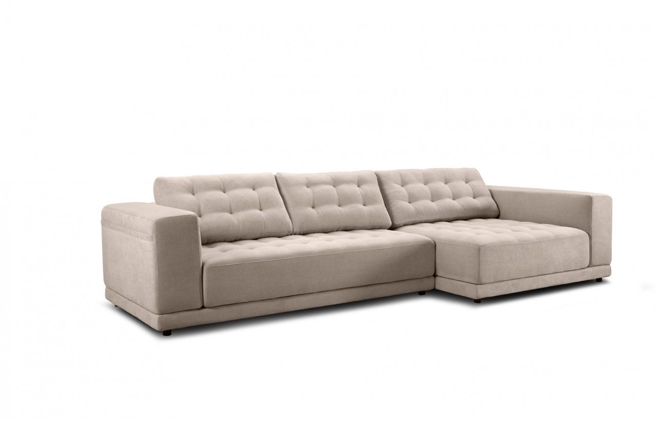 Playroom / Master Bedroom - Like This Tufted Sofa From King