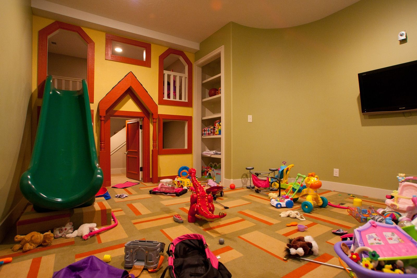 Awesome Kids Game Room   Playroom Design, Kids Play Area