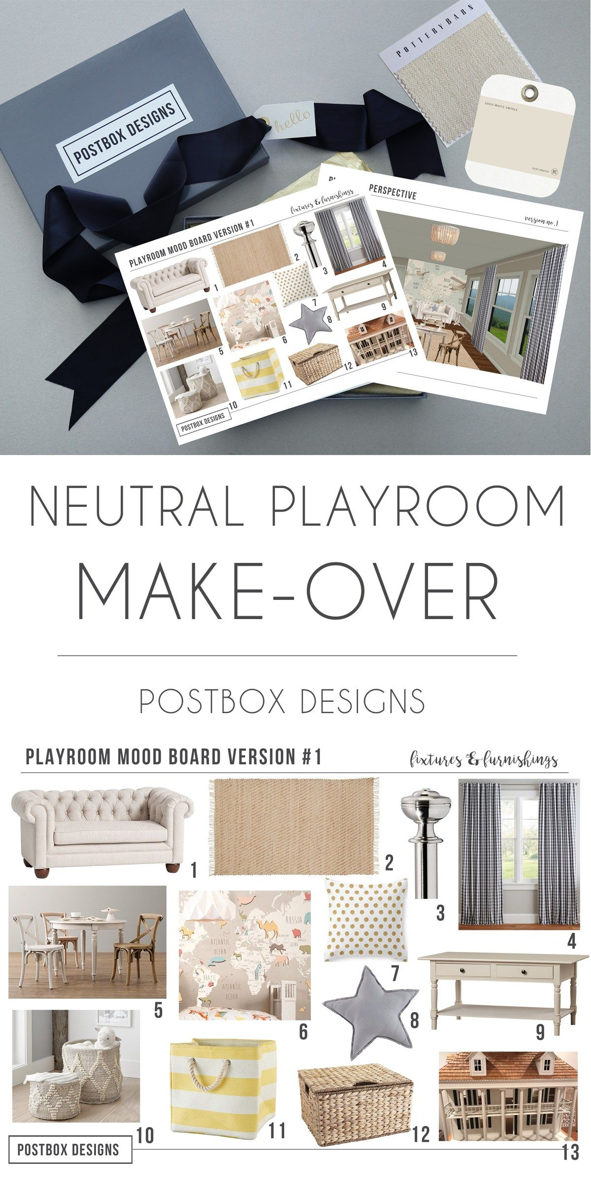 10 Playroom Must Haves + 6 Items Not To Waste Your Money On