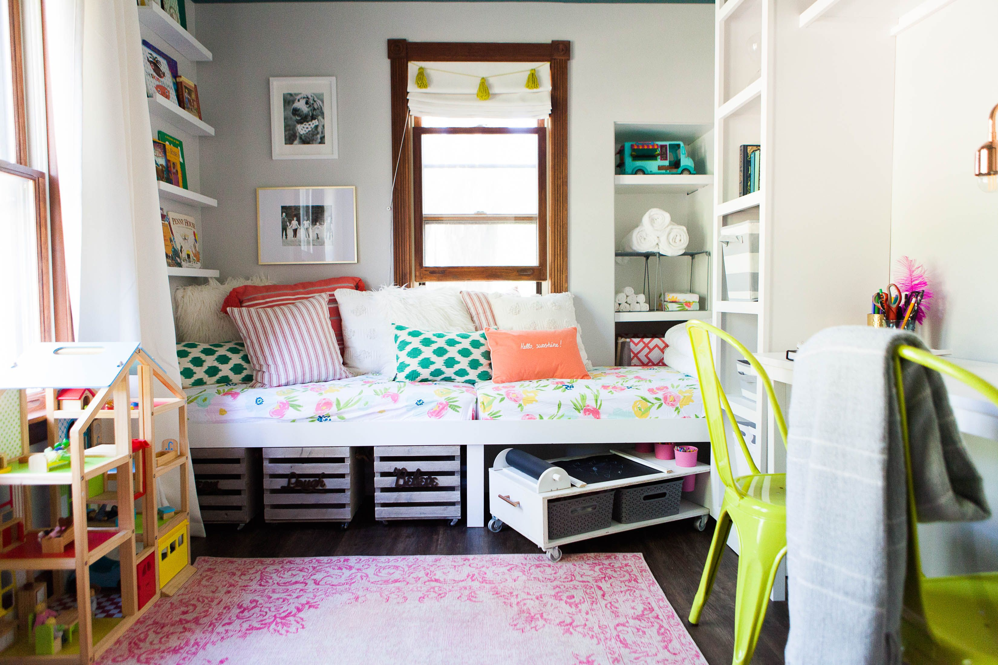A Whimsical Playroom Reveal   Design For Little Ones