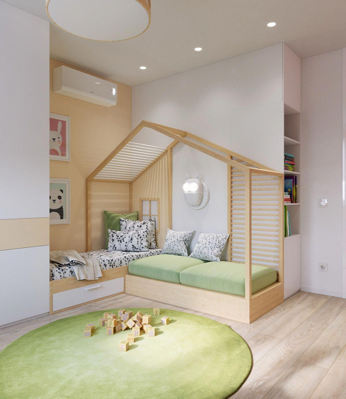 If Your Vivacious Room, Playroom Or Bedroom Is Prickly Upon