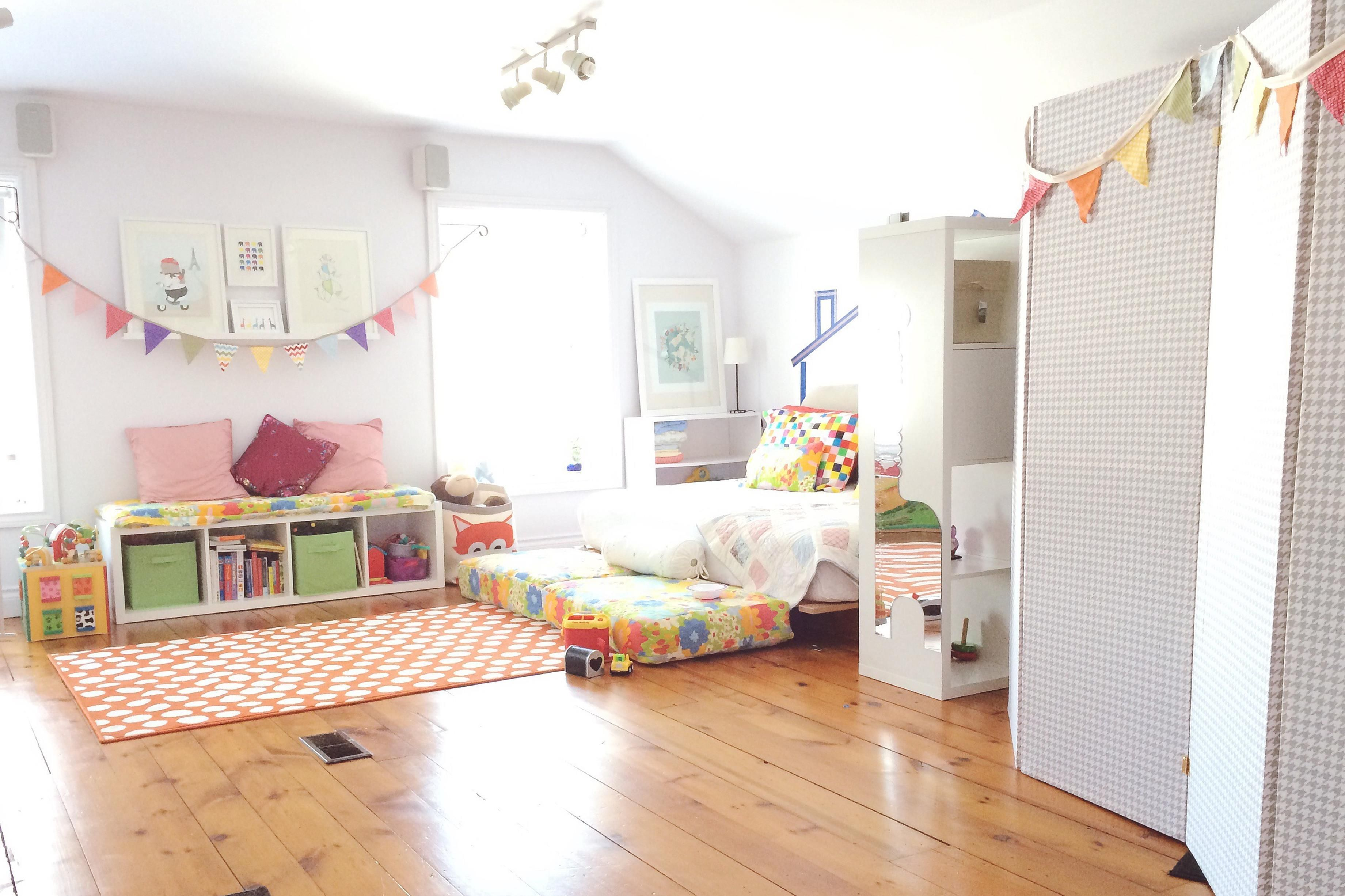 36 Cozy Attic Playroom Design Ideas, Your Kids Are Sure To Love It