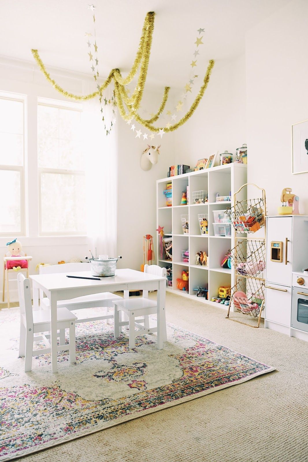Hello Baby Brown: Playroom Tour! (updated) | Ikea Playroom