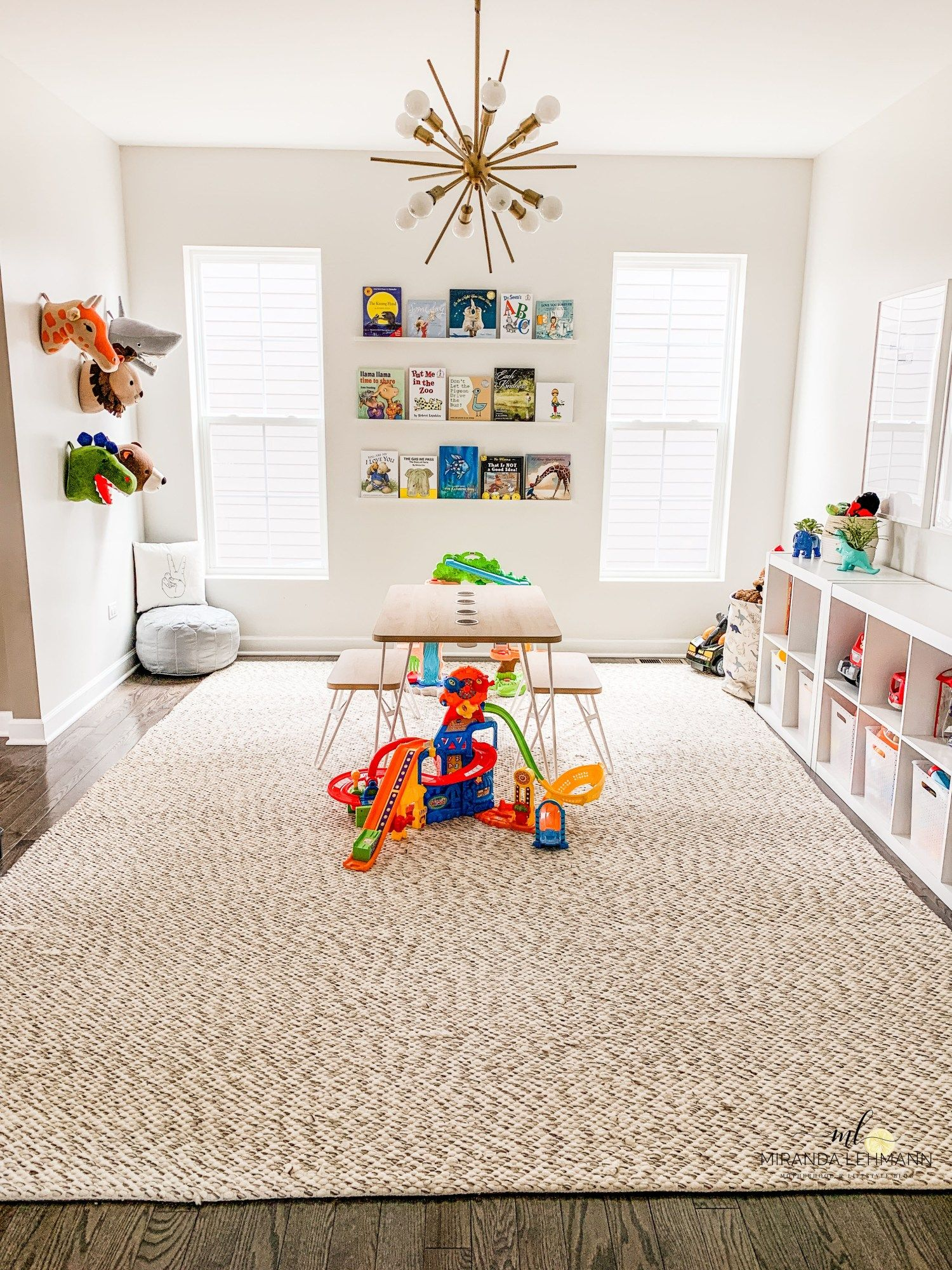 Pin By Jessica Mcbride On Kid Ideas In 2020 | Playroom Decor