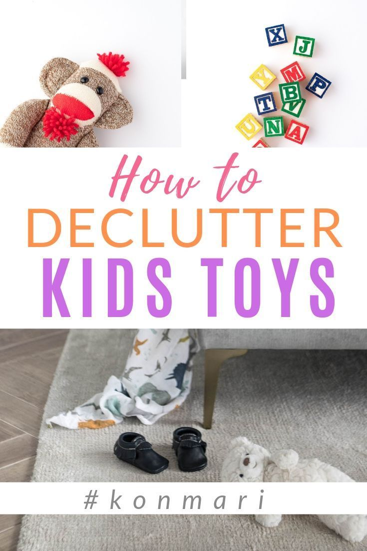 How To Declutter Toys And Organize A Playroom | Decluttering