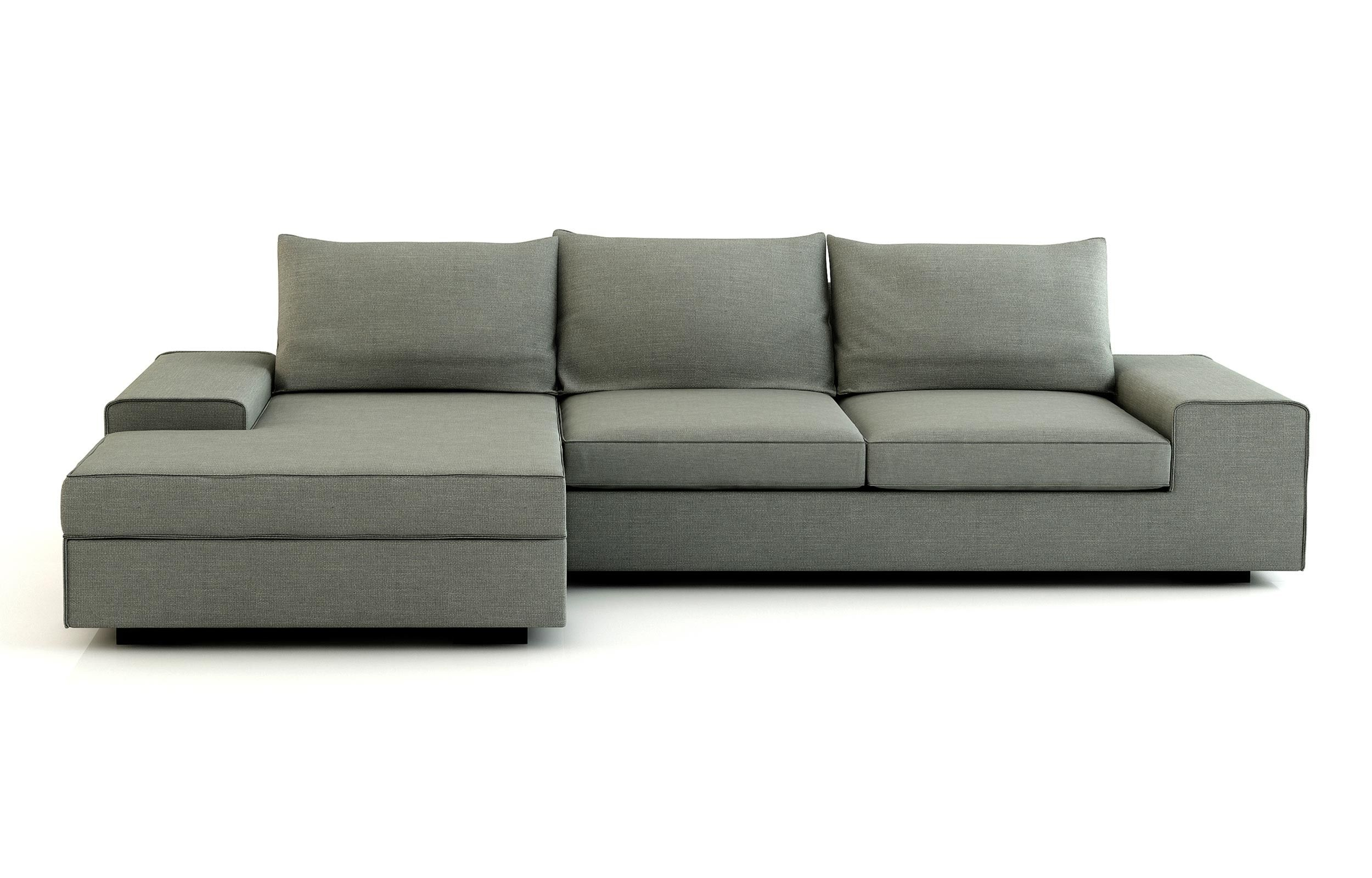 Blumen Chaise Sectional | Playroom | Sectional Sofa, Modern